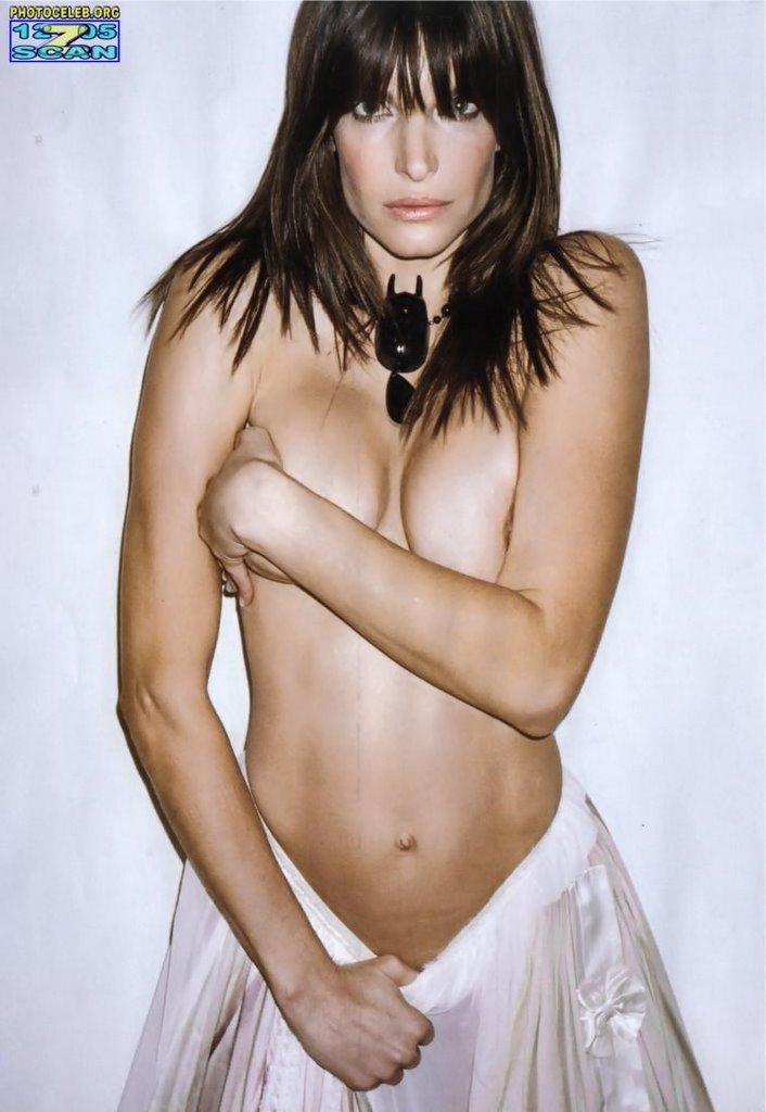 Stephanie seymour naked
