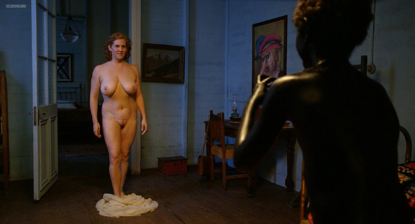 Full Frontal Nude Female Stock Images And Photos