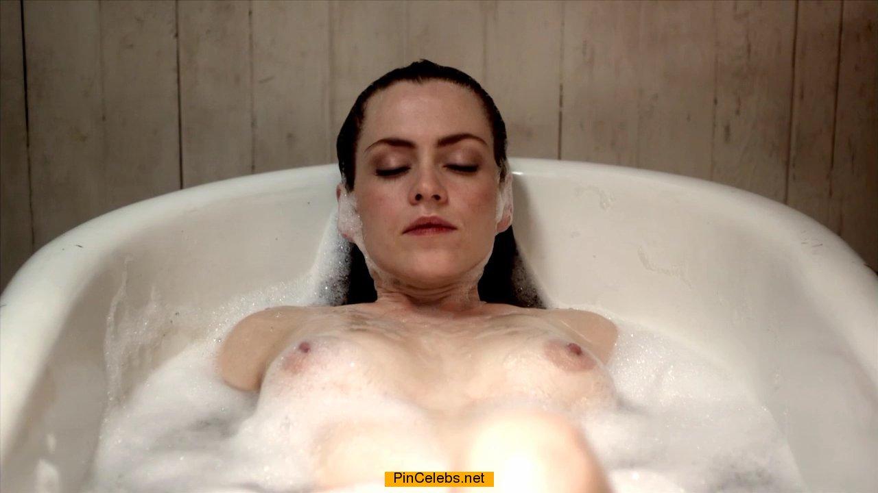 Anabella Nude anabella casanova nude in a bathtub scene from mask maker