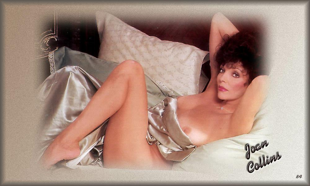 Useful phrase joan collins nude fakes are not