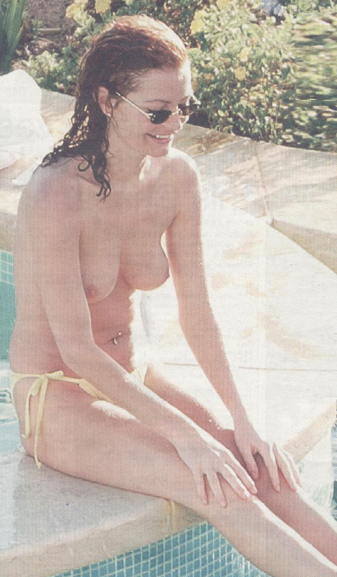 Tracy Shaw Nude, Topless And Sexy