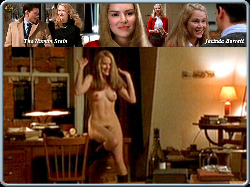 Jacinda Barret Nude