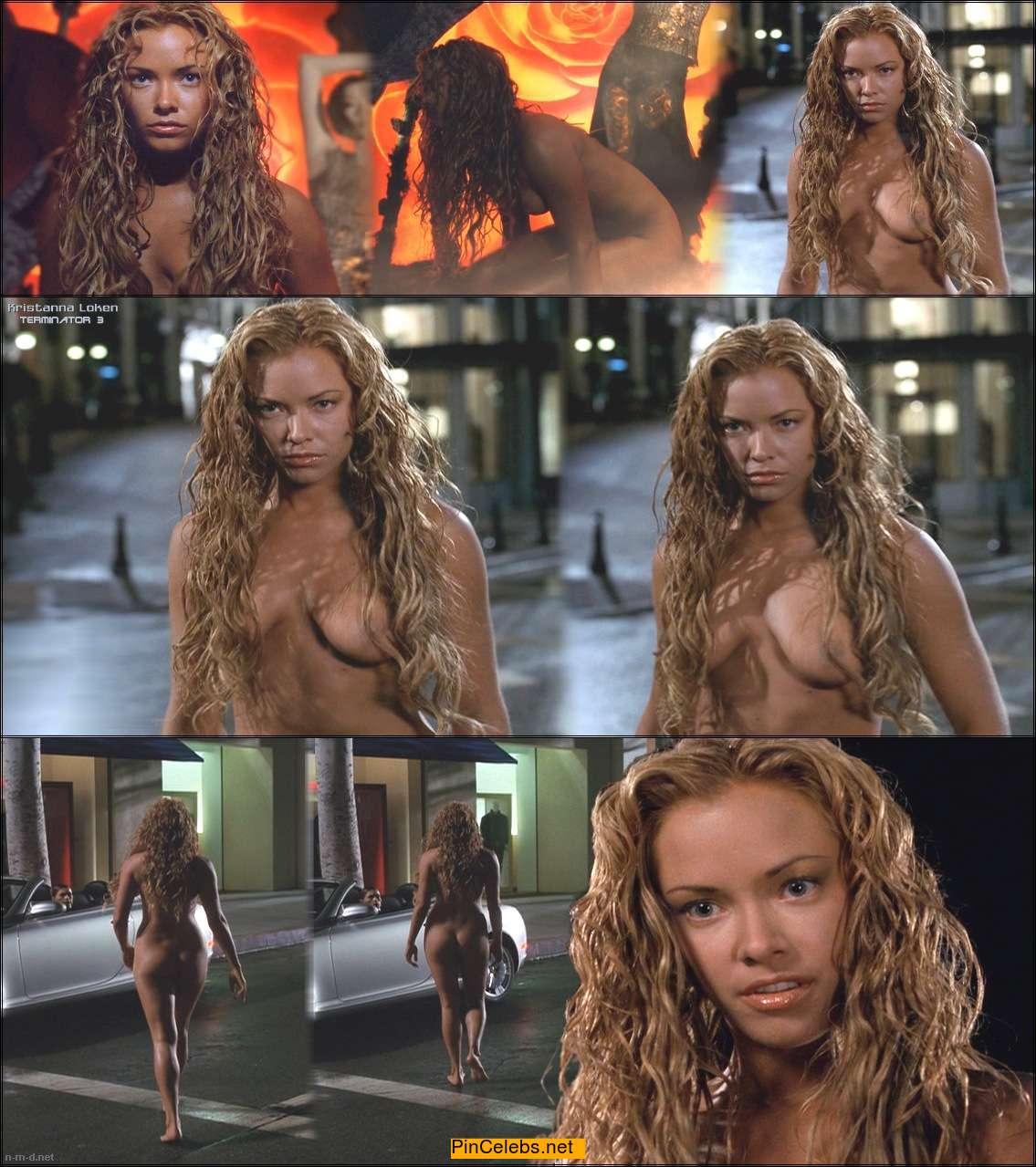 Watch Kristanna loken naked video