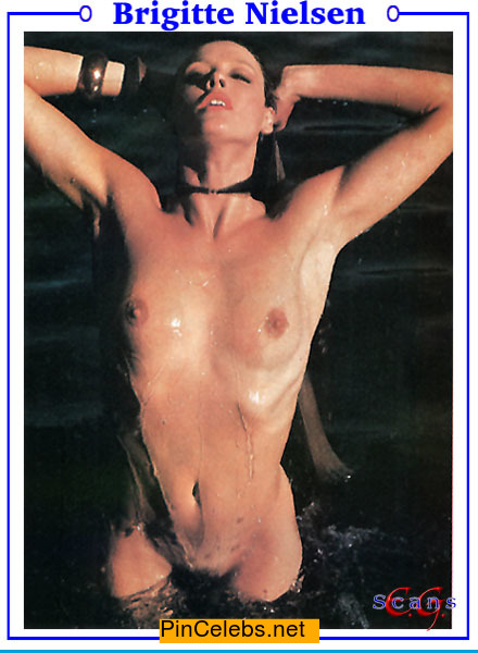 Nude brigitte nielsen Brigitte Nielsen