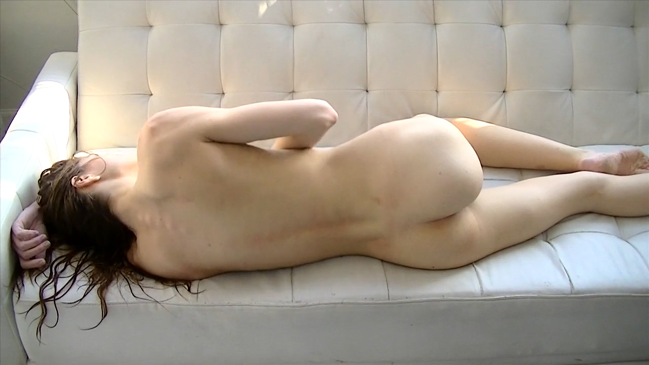 Naked Laying Down
