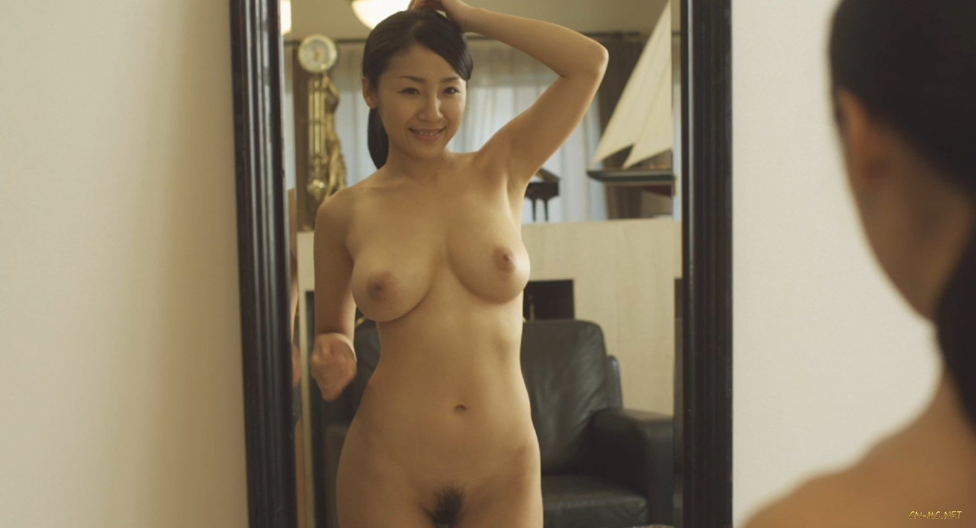Japanese nude frontal