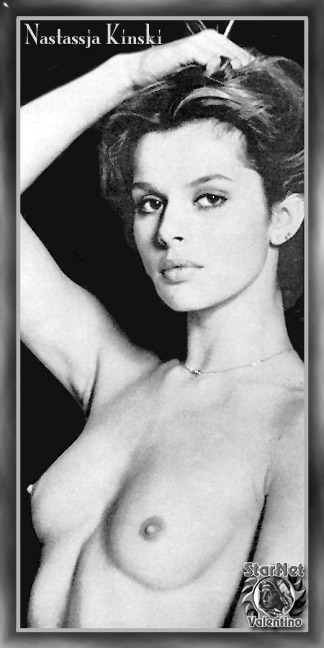 Nude Pictures Of Nastassja Kinski Demonstrate That She Is A Gifted Individual
