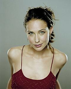 Claire forlani shower nude