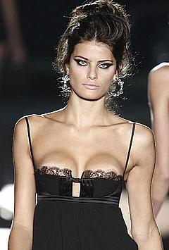 Can Isabeli fontana nude what words