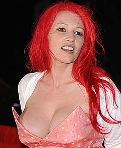 Antonella barbra nude pics