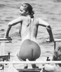 romy schneider naked