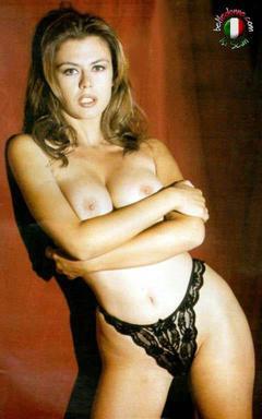 Cinzia Roccaforte  nackt