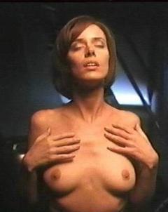 Mel Gorham  nackt