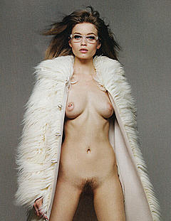 Abbey lee kershaw nude pics