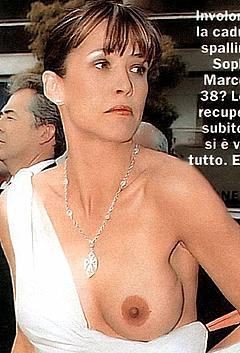 Sophie marceau nude pussy