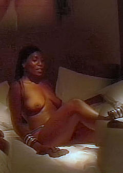 Sexy black actresses nude