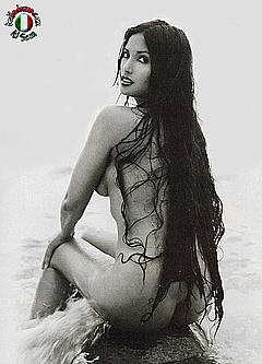 Something padma lakshmi topless beach something