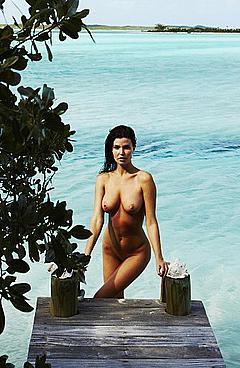 Lescova nude julia Julia lescova