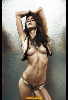 Amanda Marie Pizziconi topless