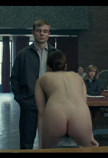 Jennifer Lawrence nude ass in Red Sparrow