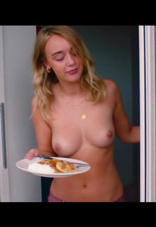 Carla Philip nude tits in Yes No Maybe