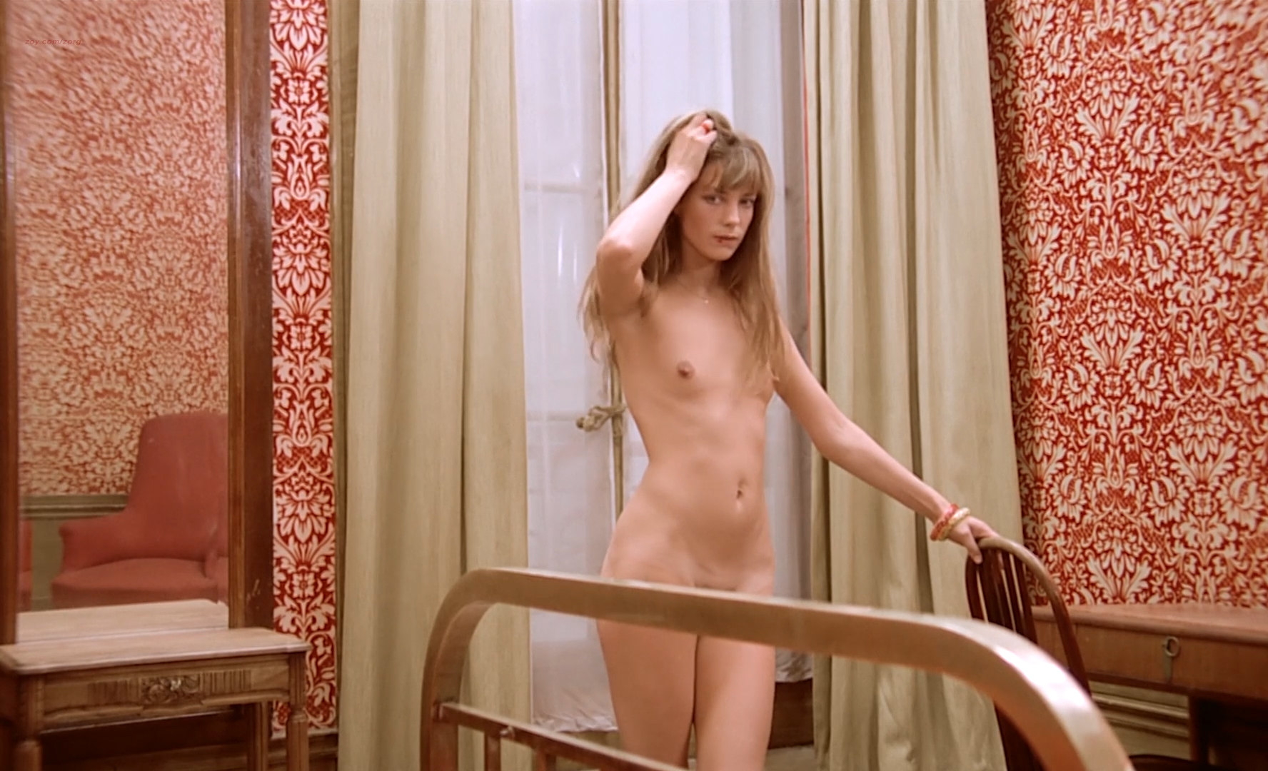 Jane birkin and romy schneider nude le mouton enrage