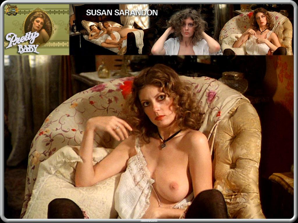 Susan surandon nude videos