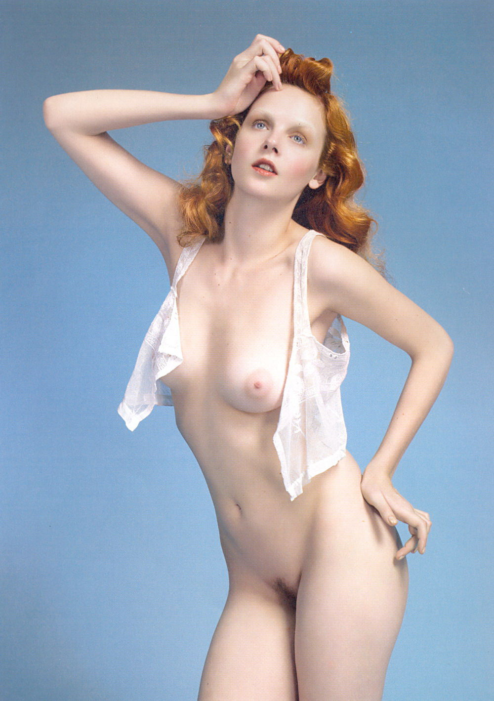 Tiah Eckhardt Fully Nude