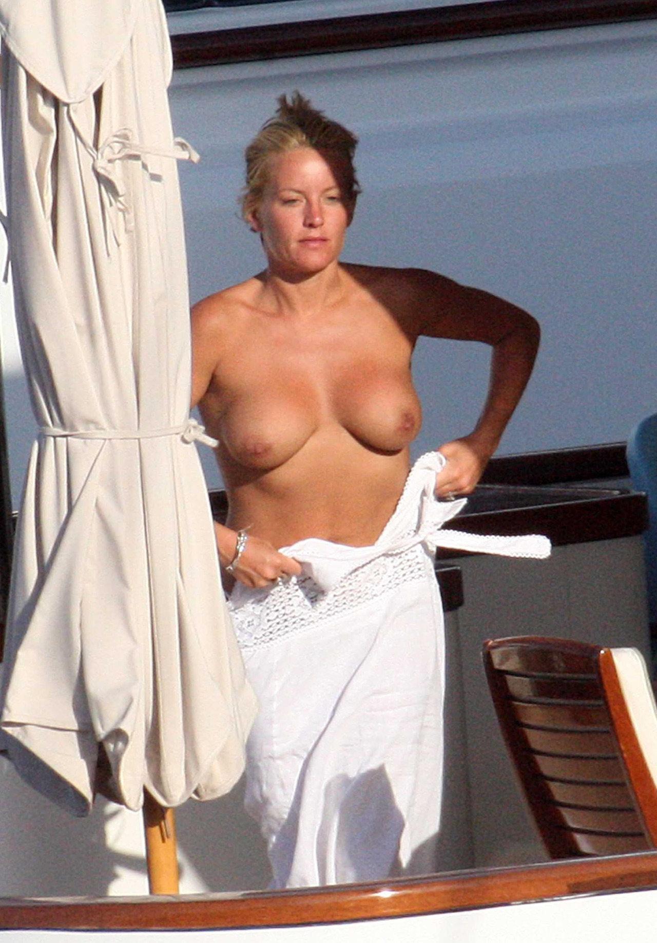 Greek model nude
