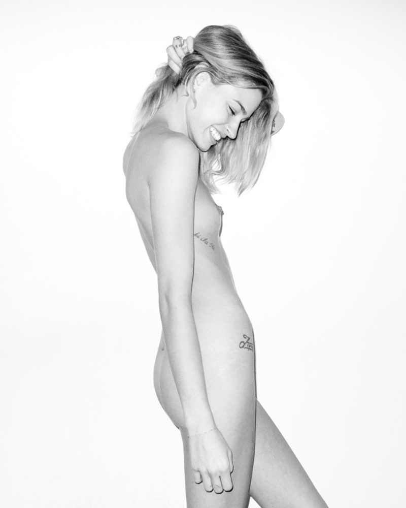 naked abby