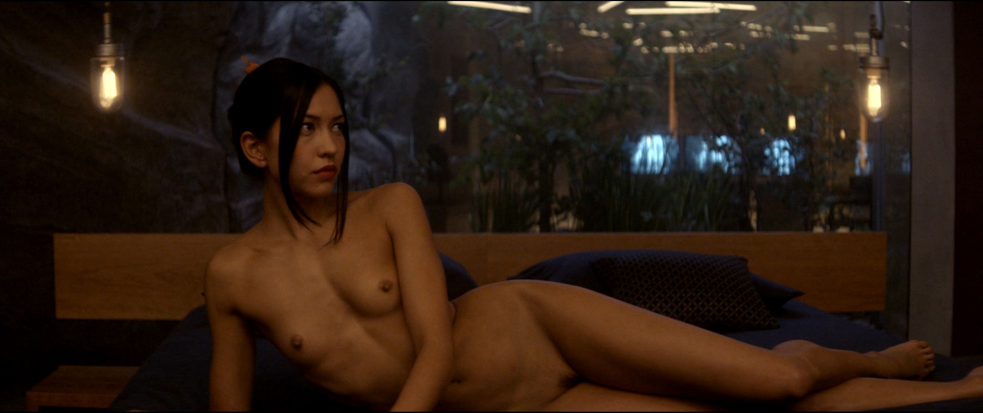 Ex machina nude girls fucks picture