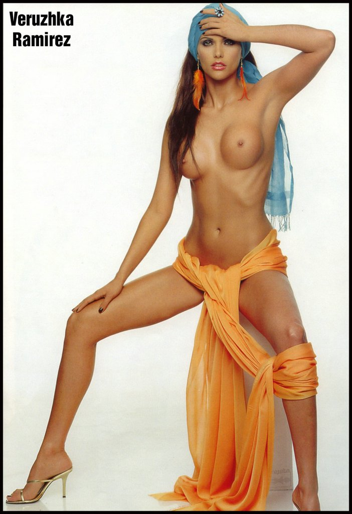 Nude photos of veruska a