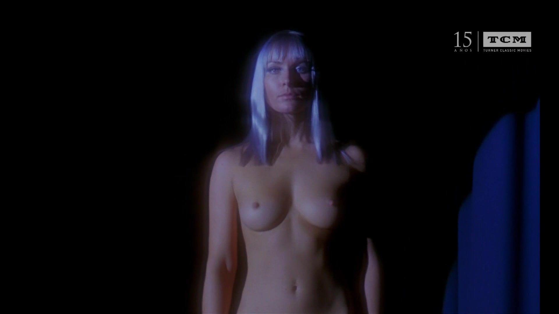 virginia wetherell naked in la naranja mecanica
