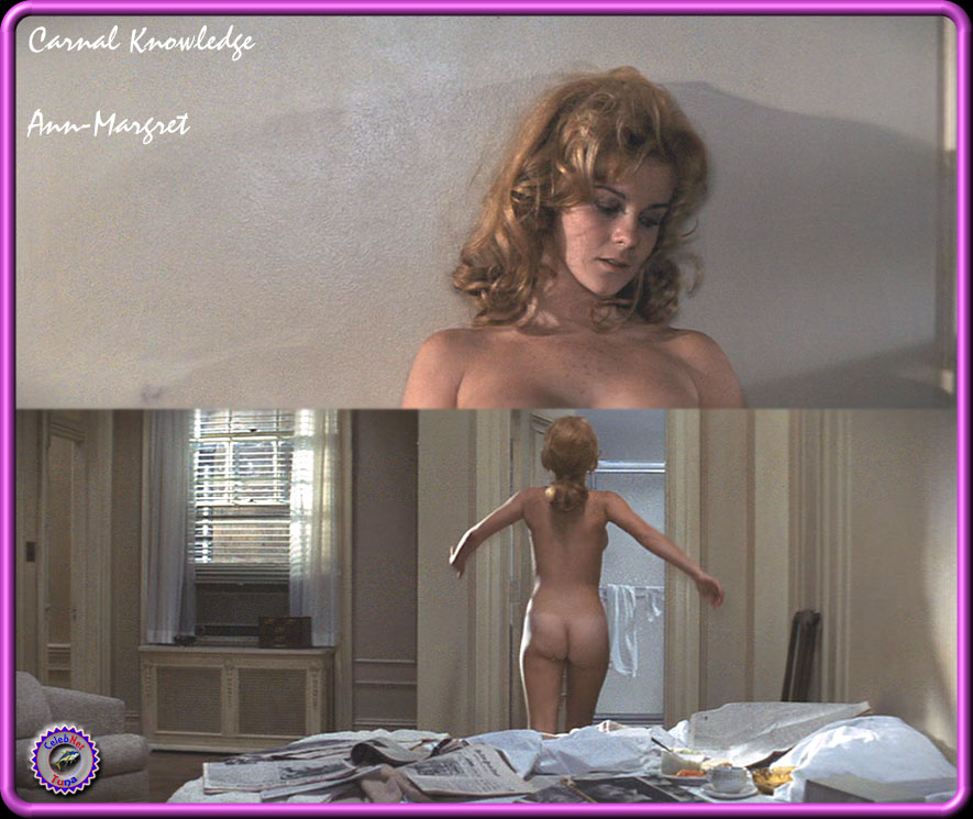 ann margret naked