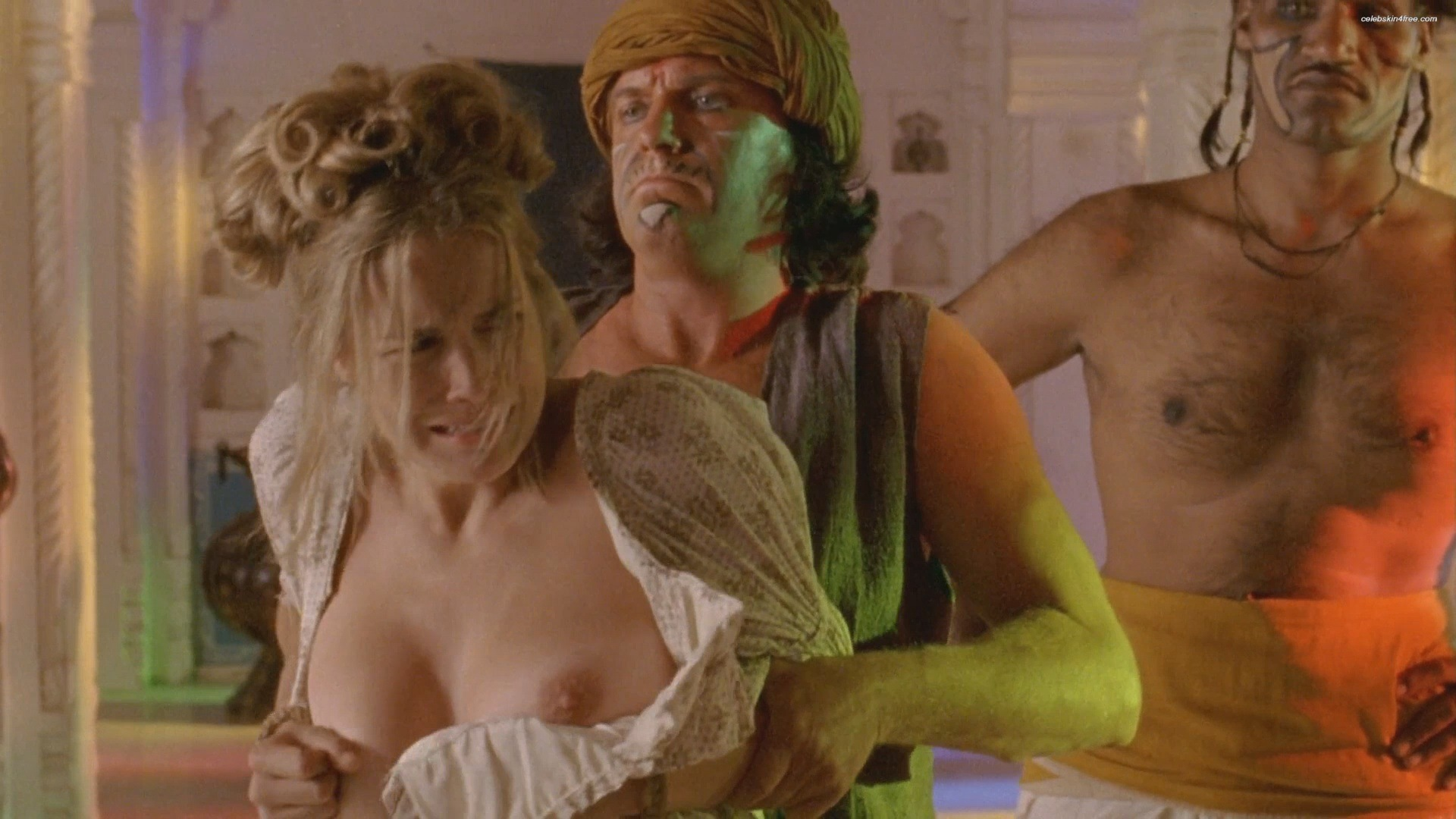 Milla jovovich the fifth element nude