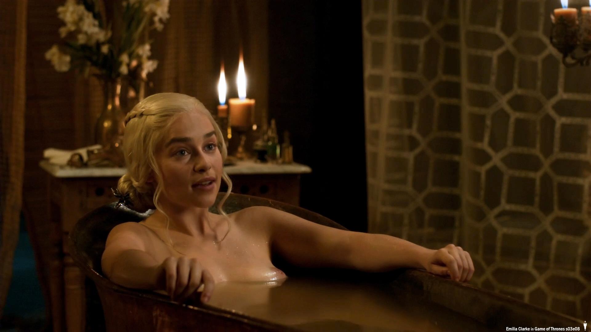 Blonde Bathtub Nude 41