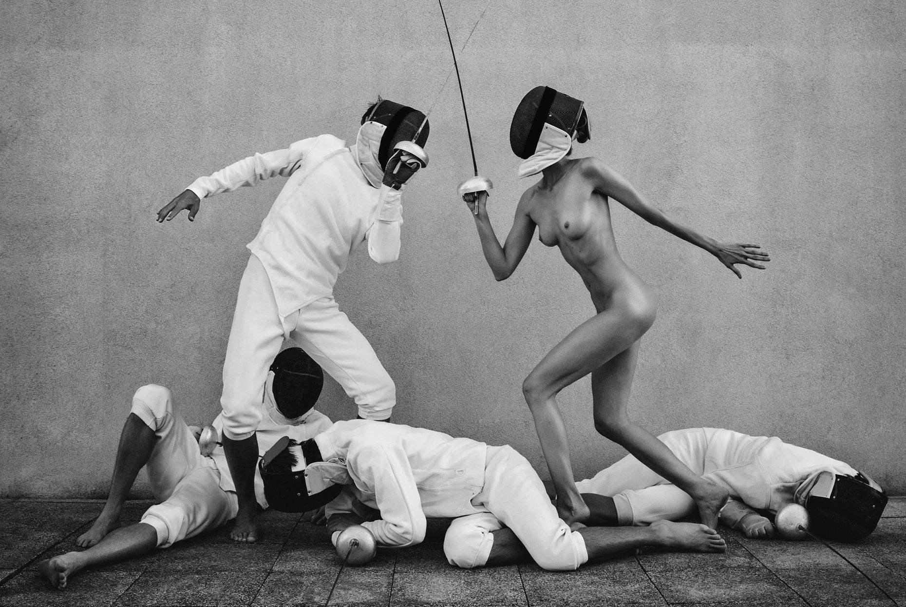 Nude Fencing 26