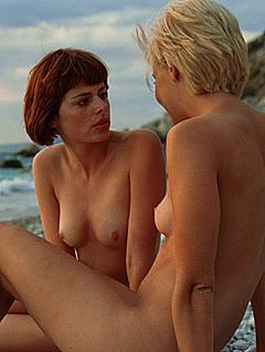 Amanda barrie naked