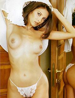 Nude viviana greco