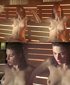 Rifka Lodeizen nude, topless and sexy (2 images)   Pin Celebs