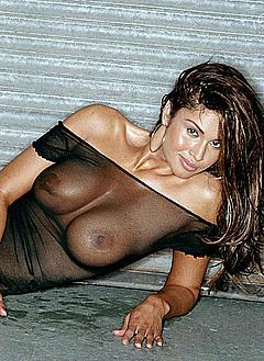 Somaya reece nude
