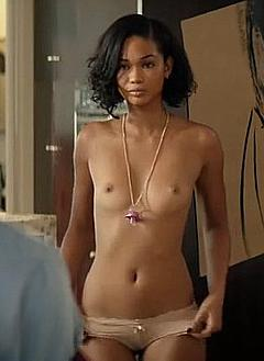 Iman pussy chanel nude