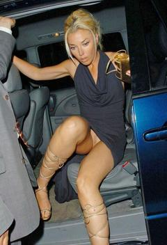 Celebs upskirt Naked and